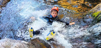 canyoning Perpignan accessible dès 8 ans