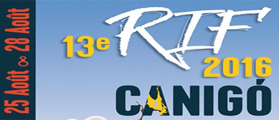 Le RIF 2016